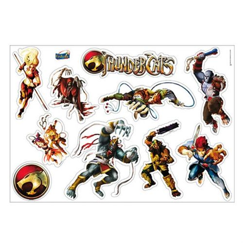 Kit Decorativo Cartonado Thundercats FestColor