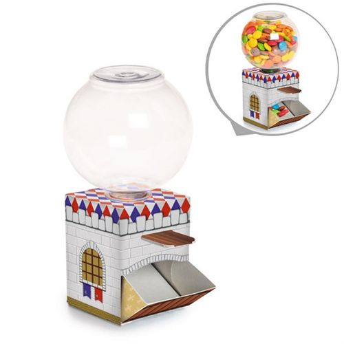 Baleiro Candy Machine Duelo Medieval Cromus