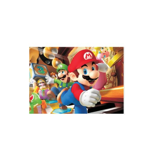 Papel de Arroz Decorativo Mario Bros