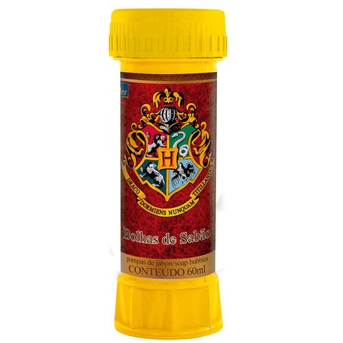 Bolha de Sabão Harry Potter  Festcolor 60 ml