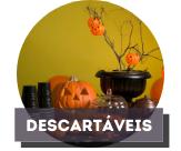 Descartáveis de Halloween
