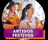 Artigos Festivos de halloween