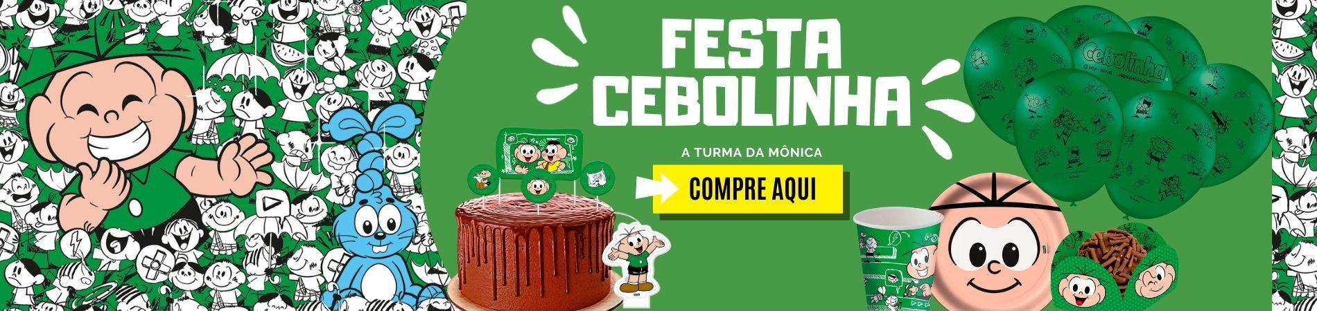 Festa Cebolinha
